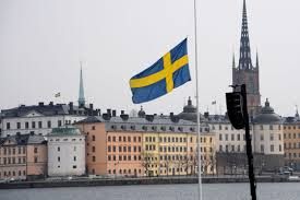 Why Are The Flags Flying Half Mast Sweden Germany And France Are The Eu U0027s Climate Leaders Says