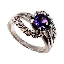 crystal rings wholesale images China fashionable 925 sterling silver with rhinestone crystal jpg