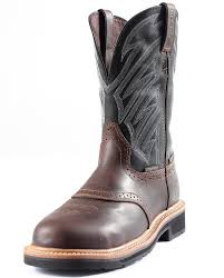 justin boots fort brands