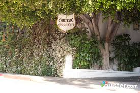 entrance at the chateau marmont oyster com hotel reviews