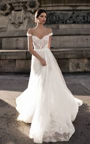 wedding dress a line wedding dress inspiration gali karten bridal couture dress