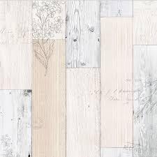 Peel Stick Wallpaper 5m Vintage White Herb Wood Panel Pattern Self Adhesive Peel Stick