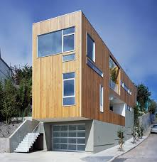Eco Friendly House Ideas Narrow Home Designs Slim Tall And Eco Friendly In San Francisco