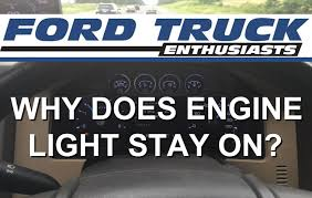why does engine light come on check engine light stays on why youtube
