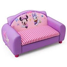 fauteuil canapé enfant disney minnie mouse 2 canapé rembourré aufklappbar fauteuil
