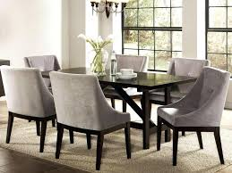 Fabric Dining Room Chair Covers Red Upholstered Dining Room Chairs Red Dining Table Upholstered