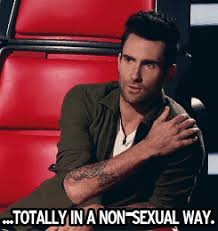 Adam Levine Meme - gifs my gif 2 adam levine the voice blake shelton spiritinthenight