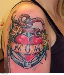 heart and rose tattoos and designs heart and rose tattoo ideas
