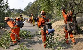 Ca Wildfire Training by The Latest 23 Now Dead From Northern California Wildfires U S