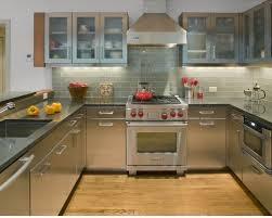 Beautiful Unique Clear Glass Subway Tile Backsplash Clear Glass - Subway tile backsplash kitchen