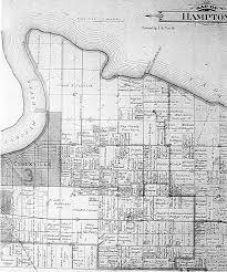 Michigan Township Map by 1916 Hampton Township Plat Map Bay County Mi Bay Journal