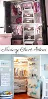 Baby Closets Top 25 Best Baby Closet Organization Ideas On Pinterest Nursery