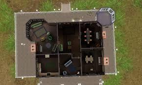 malfoy manor floor plan mod the sims treadwater manor a twinbrook zombie apocalypse