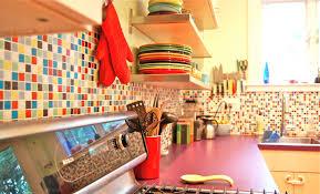 colorful kitchen design kitchen best colorful kitchen design with colorful tiles