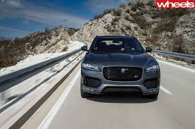 jaguar f pace black 2016 jaguar f pace review wheels