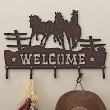 cowboy hat racks and coat racks lone star western decor