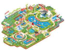Seaworld Map San Diego by Wayfinding Map Google Search Art Pinterest