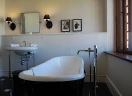 jugendstil badezimmer villa boddenwacht ferienhäuser ostseebad ahrenshoop
