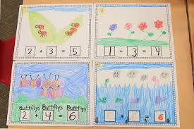 printable story writing paper mrs ricca s kindergarten fun with addition freebies the kids took turns telling the stories using words and then writing the number sentences then we made our own class book of addition stories