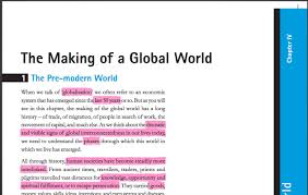 chapter 4 1 class x the making of a global world youtube