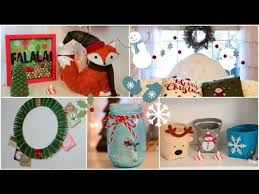 diy holiday room decorations easy ways to decorate organize