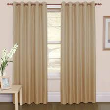 Simple Window Treatments For Large Windows Ideas Magnificent Brown Modern Simple Curtains Ideas For Large Windows
