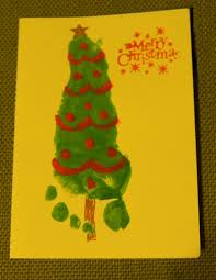 handmade christmas cards or art southern fried gal