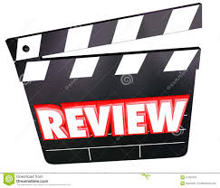 review movie clapper film critic rating comments opinions stock