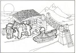 building lego coloring pages 30276 bestofcoloring com