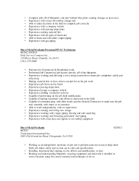 Sheet Metal Resume Examples by Newchris Resume