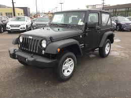 first jeep ever made new 2018 jeep wrangler 4x4 sport fog lamps tow hooks edmonton