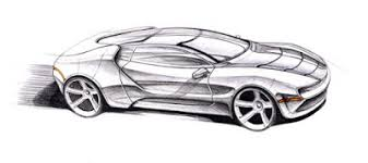 sketching cars is a matter of exercise u2013 www lucianobove com