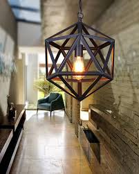 Cage Pendant Light Mesmerizing Caged Pendant Light 39 Copper Cage Pendant Light