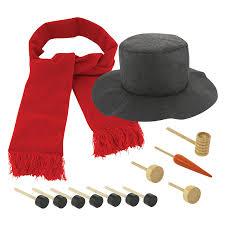 included amazon com kovot build a snowman decorating kit 13 pieces