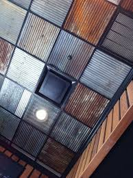 Suspended Ceiling Grid Covers by Rivet Ceiling Tile Google Search For The Home Pinterest