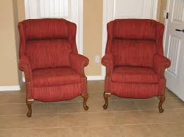 Winged Chairs Design Ideas Chairs Lazy Boy Wingback Recliners Queen Anne Chair Recliner