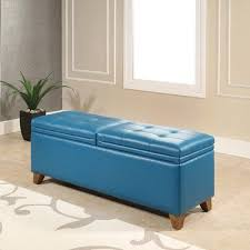 Red Bedroom Bench Best 25 Leather Storage Bench Ideas On Pinterest Bed Bench