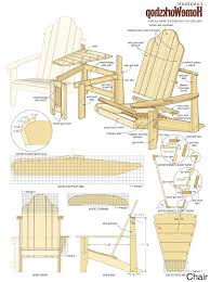 build blueprints gigantic adirondack chairs blueprints chair for building free