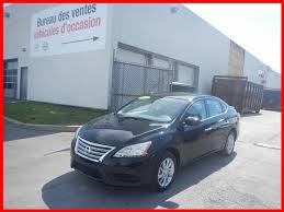 pink nissan sentra used 2015 nissan sentra sv x gps spoiler mags in montreal laval