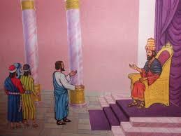 daniel and the lion u0027s den bible answer