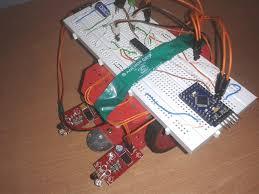 Seeking Robot Date Arduino Line Follower Robot Code And Circuit Diagram
