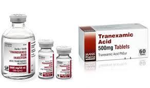Obat Regumen asam traneksamat kegunaan dosis efek sing mediskus