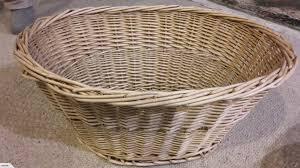 Cane Laundry Hamper by Cane Basket Trade Me