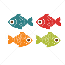 clipart fishing fish camping clipart single clipart image