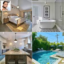 Jenny Mccarthy Bathtub In Photos Celebrity Homes Photos Abc News