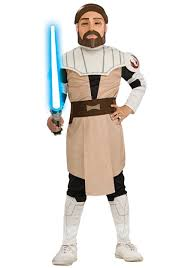 star wars kids halloween costumes obi wan kenobi child costume