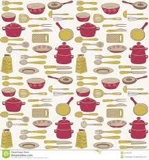 articles de cuisine illustration des articles et des ustensiles de cuisine