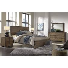 aspen home dimensions panel bedroom set in spiced rum local