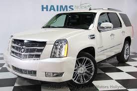 2011 cadillac escalade platinum edition 2011 used cadillac escalade platinum hybrid at haims motors