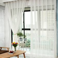 Curtains Online Curtain White Thick Curtains Bestcurtains Within Thick White